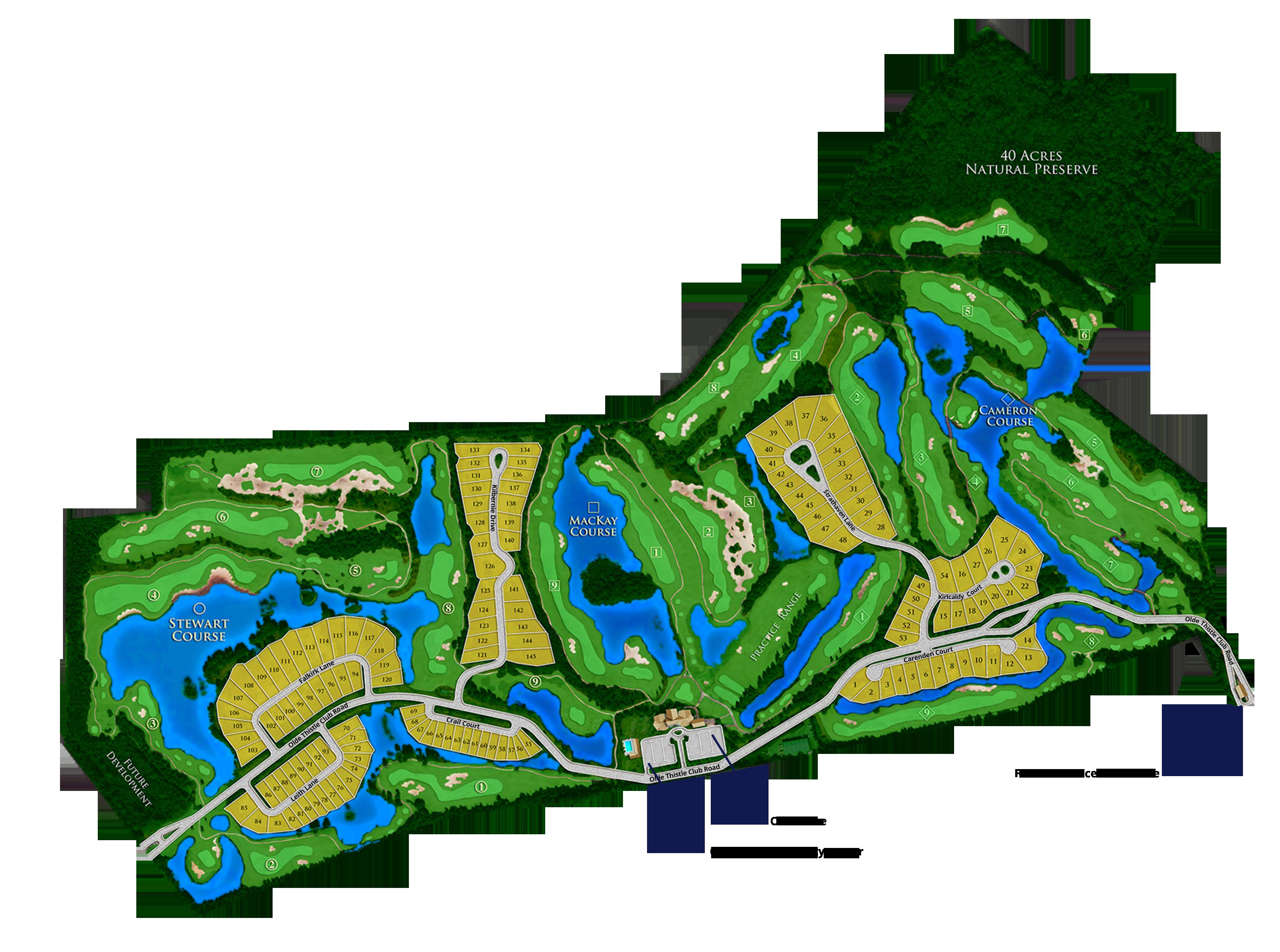 Thistle Community Map